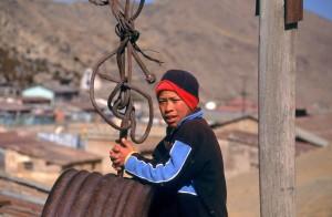 Bolivian Portrait
